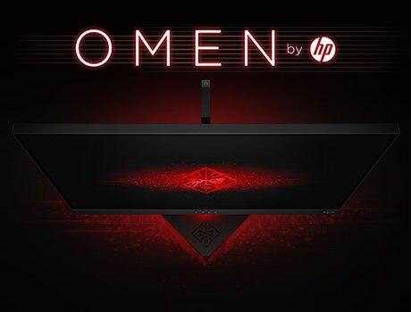 OMEN by HP 27 ゲーミングディスプレイ(27型QHD165Hz)