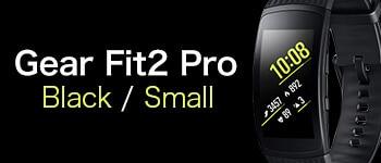 Gear Fit2 Pro Black / Small