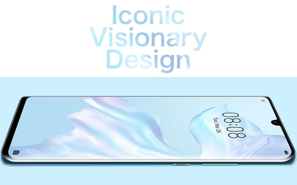 スリムな3D湾曲デザイン