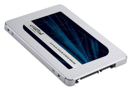 内蔵SSD MX500 250GB SATA 2.5インチ 7mm (with 9.5mm adapter)