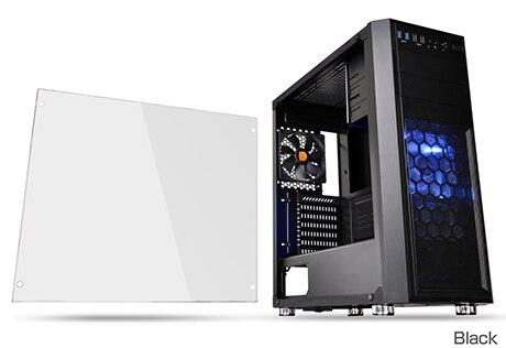 PCケース Versa H26 Black w casefan