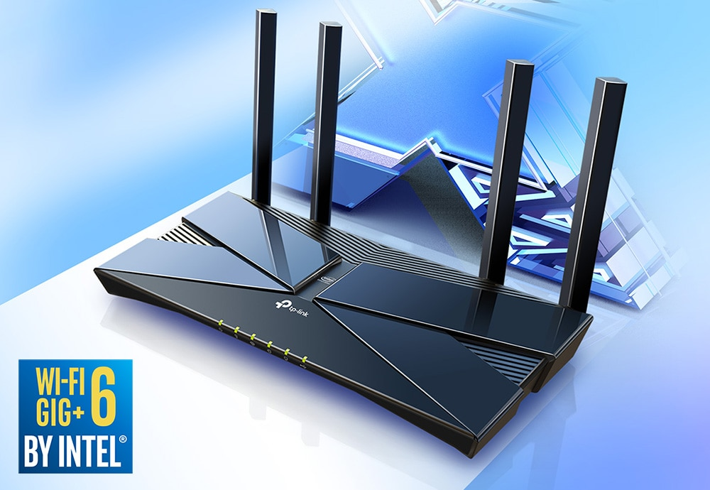 新世代 Wi-Fi 6(11AX) 無線LANルーター 2402+574Mbps Intel CPU