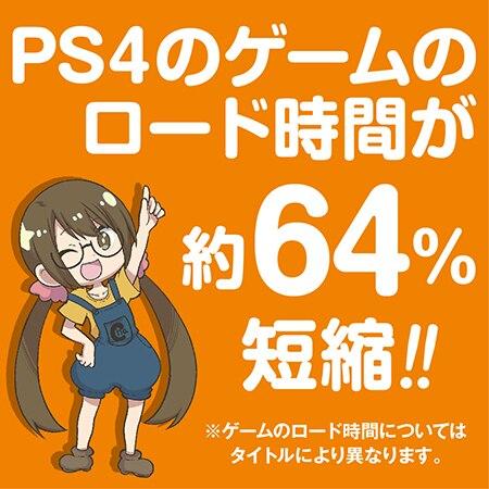 PS4対応SSD 480GB