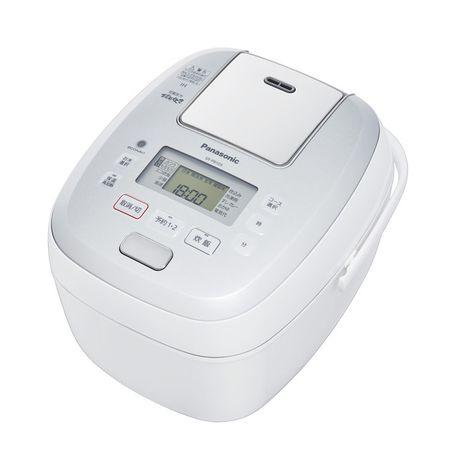 可変圧力IHジャー炊飯器 1.8L (ホワイト)