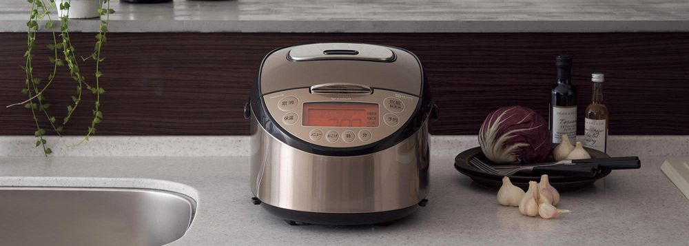 IH炊飯器 炊きたて tacook 1升炊き パールブラウン
