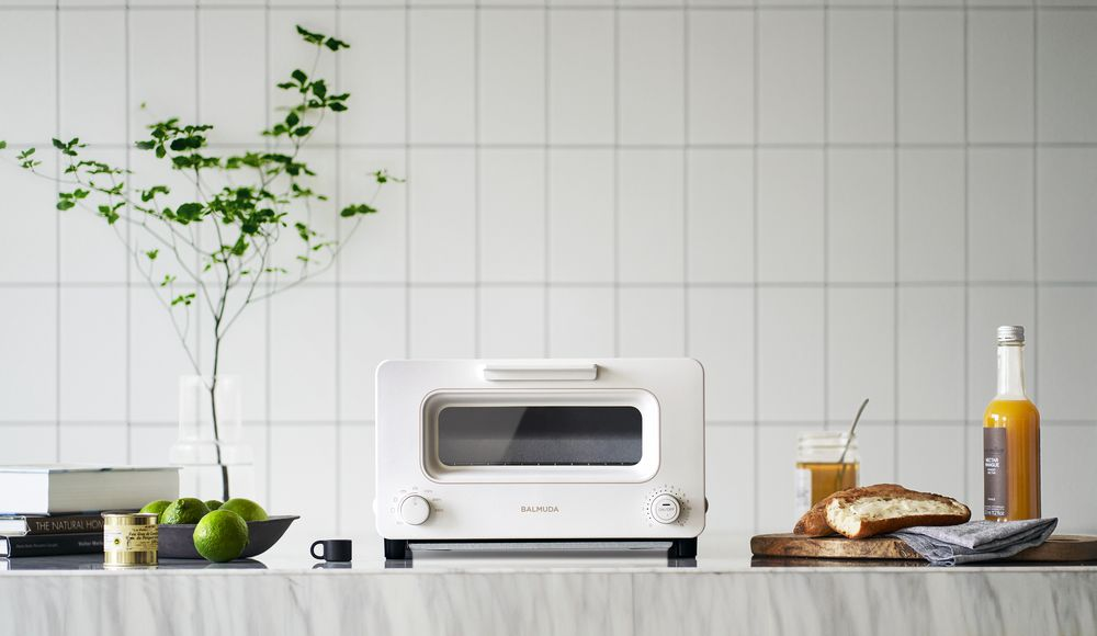 「BALMUDA The Toaster」 ザ・トースター (ホワイト)