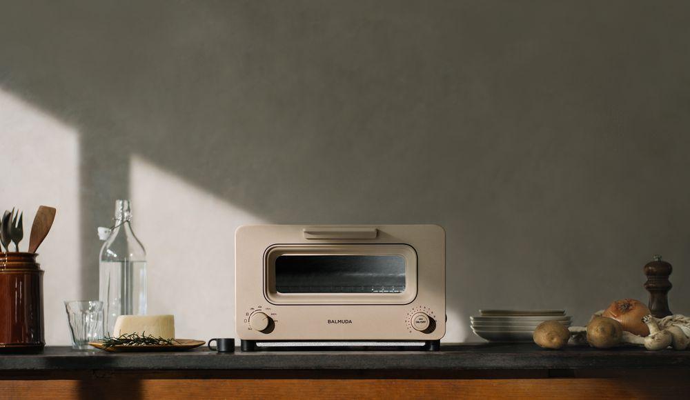 「BALMUDA The Toaster」 ザ・トースター (ベージュ)