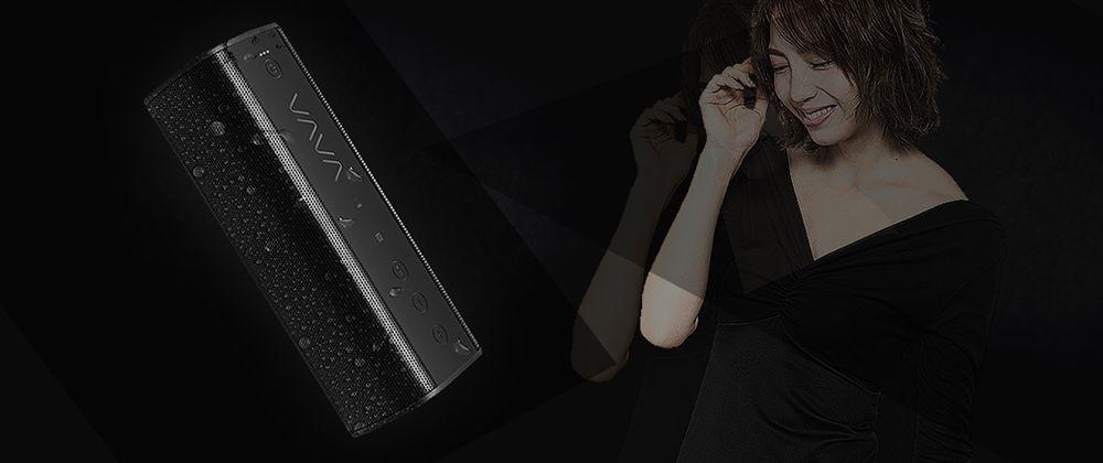 Voom20 防水Bluetoothワイヤレススピーカー