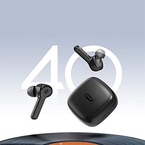 完全ワイヤレスイヤホン マイク搭載 長寿命バッテリー Bluetooth5.0 IPX6防水