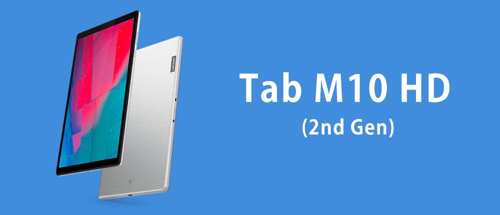 Tab M10 HD (アイアングレー)