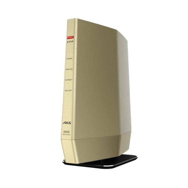 無線LAN親機 4803+574Mbps ゴールド