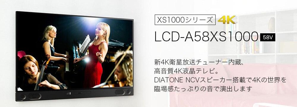 三菱電機 REAL LCD-A58XS1000