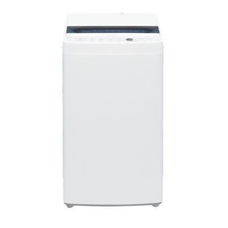 全自動洗濯機 5.5kg ホワイト 【配送のみ設置なし 軒先渡し】