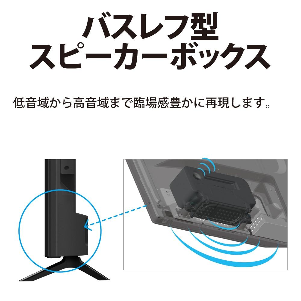 バスレフ型スピーカーボックス