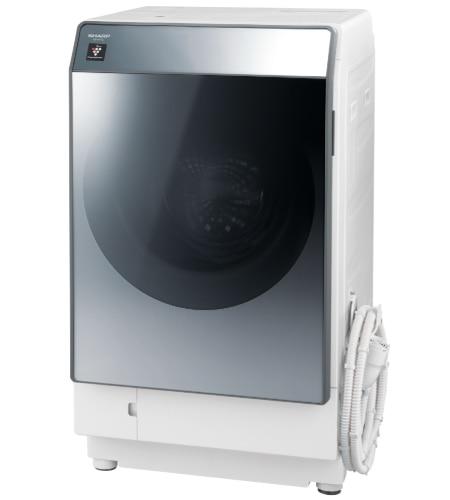 ドラム式洗濯乾燥機 シルバー系 右開き【大型商品(設置工事可)】