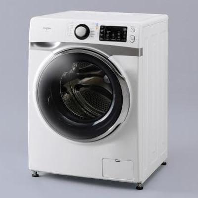 ドラム式洗濯機(7.5kg) ホワイト 左開きタイプ【大型商品(設置工事可)】