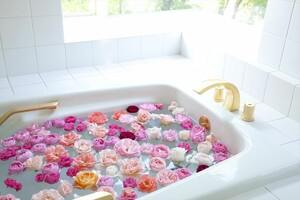 おすすめのお風呂グッズ特集!リラックス&癒しのバスタイムは安眠にも◎
