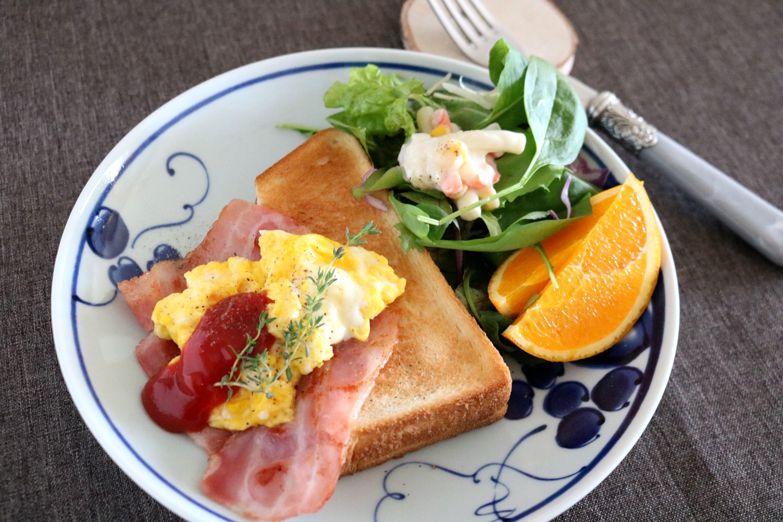 ご飯 簡単 朝