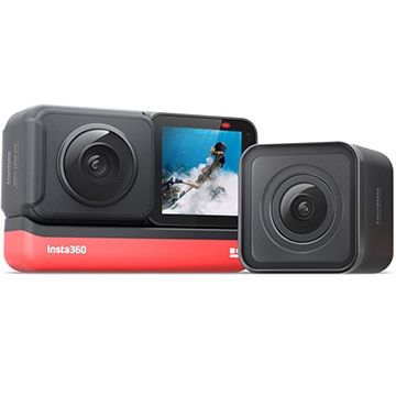 Insta360 ONE R Twin Edition ツイン版 1年保証