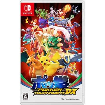 [SWITCH] ポッ拳 POKKEN TOURNAMENT DX