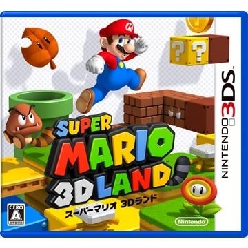 3DS スーパーマリオ3Dランド CTR-P-AREJ