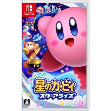 任天堂 [Switch] 星のカービィ スターアライズ