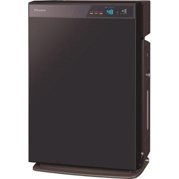 ダイキン工業 加湿ストリーマ空気清浄機 ビターブラウン MCK70U-T