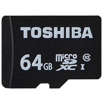 東芝 microSDXCカード 64GB Class10 UHSI対応 5年保証 国内正規品 MSDAR40N64G