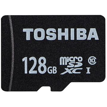 TOSHIBA microSDXCカード 128GB Class10 UHSI対応 5年保証 国内正規品 MSDAR40N128G