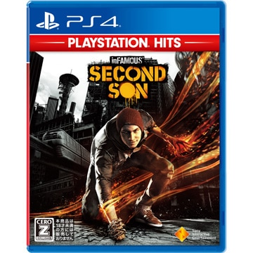 [PS4] inFAMOUS Second Son PlayStation (R) Hits