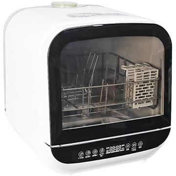 エスケイジャパン 工事がいらない 食器洗い乾燥機 ホワイト SDW-J5L-W