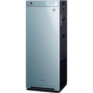 ダイキン工業 加湿ストリーマ空気清浄機 スリムタワー型 ソライロ MCK55V-A