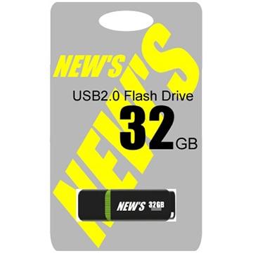 MTC USBメモリ USB2.0 32GB Cap model NUF2032GC1WNN