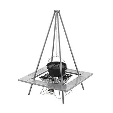 ロゴスコーポーレーション ■囲炉裏ピラミッドパッケージ 81064100
