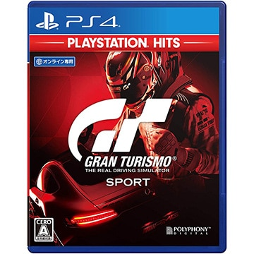 [PS4] グランツーリスモSPORT PlayStation(R)Hits