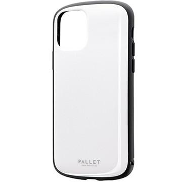 MSソリューションズ iPhone 11 Pro PALLET AIR 耐衝撃ケース ホワイト LP-IS19PLAWH