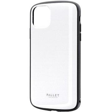 MSソリューションズ iPhone 11 Pro Max PALLET AIR 耐衝撃ケース ホワイト LP-IL19PLAWH