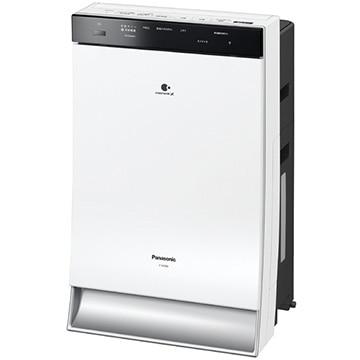 Panasonic 加湿空気清浄機 ナノイーX・エコナビ搭載 ホワイト F-VXS90-W
