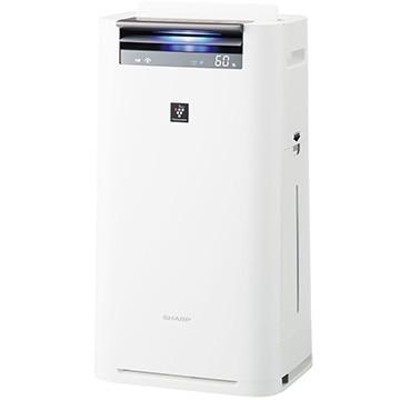 シャープ 加湿空気清浄機 プラズマクラスター25000 ホワイト KI-JS50-W