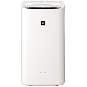 SHARP 除加湿空気清浄機 プラズマクラスター25000 ホワイト KI-LD50-W