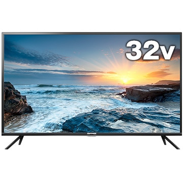 TCL 32V型 BS/110度CS/地上波デジタルハイビジョン液晶テレビ 32B400
