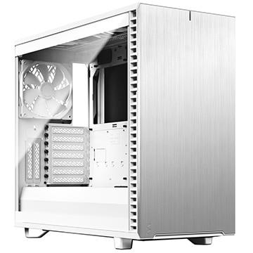 Fractal Design ■Define 7 White TG Clear Tint FD-C-DEF7A-06