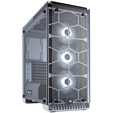 Corsair PCケース Crystal 570X WHITE RGB CC-9011110-WW