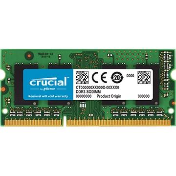 Crucial 内蔵メモリ 4GB DDR3L-1600 SODIMM CT51264BF160B