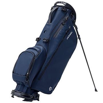 朝日ゴルフ ■VESSEL LITE Stand -01 Navy Double 7530218