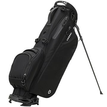 朝日ゴルフ ■VESSEL LITE Stand -03 BK Double 7530218