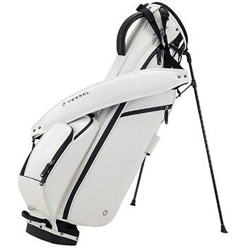 朝日ゴルフ ■VESSEL SUNDAY BAG WH SINGLE 7030118