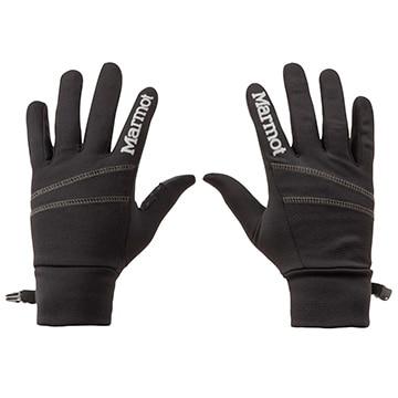 マーモット [アクセサリー][グローブ]Trekking Glove / トレッキンググローブ ブラック Lサイズ TOAPJD72/BK/L