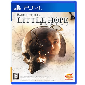 [PS4] THE DARK PICTURES LITTLE HOPE(リトル・ホープ)