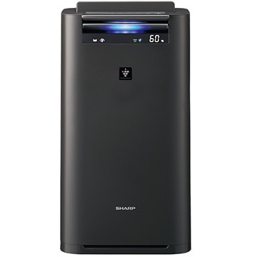 SHARP 加湿空気清浄機 プラズマクラスター25000 グレー KI-LS50-H